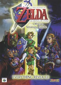BradyGAMES The Legend of Zelda:Ocarina of Time Official Strategy Guide Features: Killer strategy