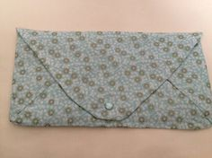 Makeup Bag by FavelasFabricBox on Etsy