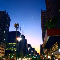 Paulista Avenue #spl