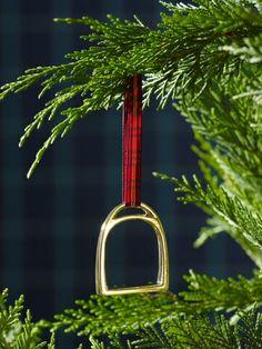 Stirrup Ornament - Ralph Lauren Home Ornament - RalphLauren.com