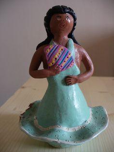 figurine from Cuba