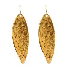 Boucles d'oreilles dorées gold Ben-Amun http://www.vogue.fr/joaillerie/shopping/diaporama/boucles-d-oreilles-or-jaune-dorees-gold-aurelie-bidermann-ca-lou-gucci-vhernier/12011/image/716708#boucles-d-039-oreilles-dorees-gold-ben-amun