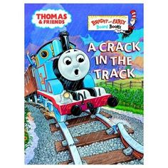 A Crack in the Track (Thomas & Friends) by Rev. W. Awdry, Tommy Stubbs (Illustrator) (Board)