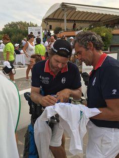 Lara e Raimondi   Fondazione Vialli & Mauro ⛳️🏌🏌️♀️👞  #Raimondi #raimondigolfshoes #golf #shoes #golfshoes #italianstyle #handmadeinitaly #italy #originali #madeinitaly #fondazionevialliemauro #insiemeperlasla #golfcup