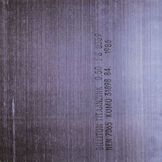 New Order - Brotherhood (1986)