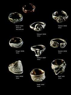 The Rings - Celtic Jewellery - www.celticjewellerydublin.com Silver Roses, Rose Gold, Celtic Rings, Jewelry Collection, Jewellery, Beautiful, Jewels, Schmuck, Jewelry Shop