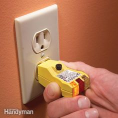prevent accidents and make your home safer by fixing these five common code violations—bad gfcis, an improperly located smoke alarm, an incomplete handrail, bad bathroom venting and missing deck flashing.