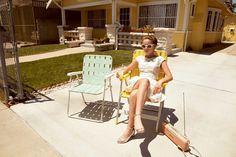 Kiernan Shipka photographed by Nicole Nodlund for ES Magazine, August 2013