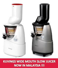 Kuvings Wide Mouth Slow Juicer Review : 1000+ images about Juice on Pinterest Juicers, Juicing and Juicer recipes