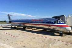 Our aircraft neatly parked at the gate in a sunny morning in Tampa. (Credits…