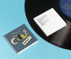 'Frankie Carle Encores' album cover design by Alex Steinweiss.