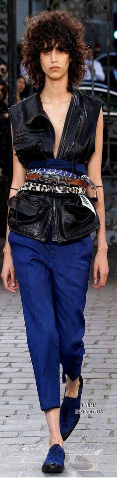 Haider Ackermann SS2016 Women's Fashion RTW | Purely Inspiration