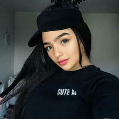 Beautiful girl with a beautiful cap♡ Pinterest ⇒@KristelMendoza♡ Filipina Actress, Teen Actresses, Pretty And Cute, Best Actress, Eve, Celebs, Long Hair Styles, Beautiful, Fashion