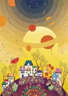 El sol que quiso ser globo (y lo fue) Alejandro Costas