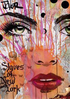 "Saatchi Art Artist LOUI JOVER; Drawing, ""slaves"" #art"