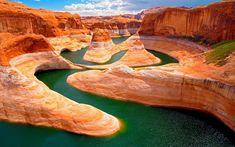 Glen-Canyon, Utah, USA