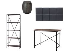 Affordable Industrial Modern Bedroom Furniture - Quite Contemporary