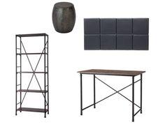 Affordable Industrial Modern Bedroom Furniture