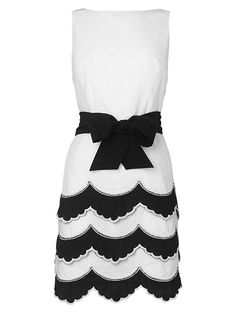 Phase Eight scallop hem dress - to wear at the races