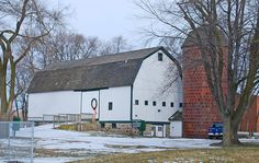 Wilson Barn in Livonia, Michigan