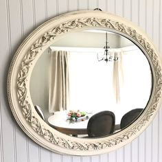 large bathroom mirror baroque mirror chic home decor bedroom wall rh pinterest com