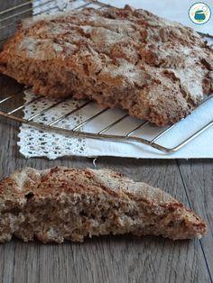 #pane con #farro e avena, delizioso!