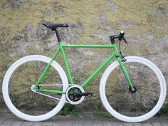 Fixed Gear - go green