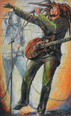Barrington Watson: Bob Marley International Reggae Icon