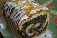 Dwie Chochelki: Makowiec zawijany krucho-drożdżowy Polish Desserts, Polish Recipes, No Bake Desserts, Hungarian Cake, Christmas Dishes, Pudding Cake, Food Inspiration, Food To Make, Cake Recipes