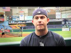 Evan Longoria talks Power Plate and baseball