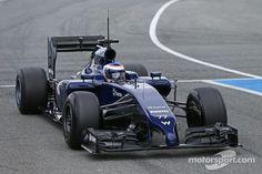 Williams Mercedes FW36
