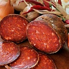 Sausage, Grilling, Bbq, Good Food, Cooking Recipes, Meat, Fimo, Chef Recipes, Food And Drinks