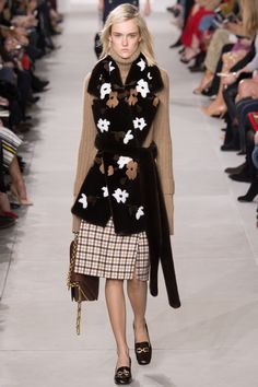 Michael Kors Collection Fall 2016 Ready-to-Wear Fashion Show - Harleth Kuusik