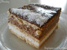 עוגת ביסקוויטים וגבינה - אוכל ודברים טובים - תפוז בלוגים