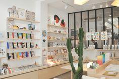 Papier Tigre, stationery shop | 5, rue des Filles du Calvaire | Métro: Filles du Calvaire | Paris