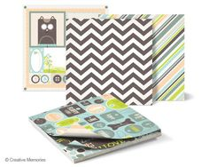 Fluffy & Fido 6x6 Stack Pack from Creative Memories  #scrapbooking    www.creativememor...