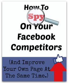How To Analyse Your Competitor's Facebook Page