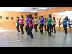 ▶ Scarborough Waltz - Line Dance (Dance & Teach in English & 中文) - YouTube
