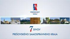 7 divov Prešovského kraja - trailer
