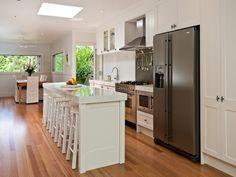 Beach House White kitchens and The recipe | Desire Empire