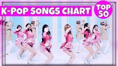 104 Best Top 50 K-Pop Song Charts images in 2019 | Pop songs, Pop