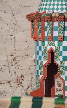 View full picture gallery of Casa Vicens Restoration