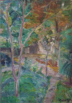 Jardín de Vázquez Díaz