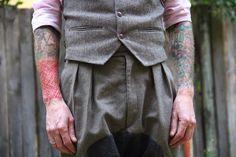 50 latvieši un viņu latviskie tetovējumi. Labas idejas labiem tetovējumiem