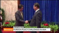 An awkward handshake: Leaders of China, Japan meet - Yahoo News Philippines  It's extremely important for the US that these 2 countries have peace w/each other but if truth was told, you would know, there IS an on-going cyber war between China and the rest of the free world and an ongoing war on having claim to ocean and island territories valuable for oil, natural gas, and fishing grounds. Also, what is not commonly known is that the third largest oil reserve is located in South East Asia.