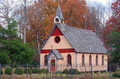 Rugby Church, Tennessee