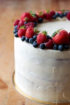Cake with carrot and ricotta - Clean Eating Snacks Baby Shower Fruit, Happy Birthday Cake Images, Cake Fillings, Chiffon Cake, Savoury Cake, Melting Chocolate, Clean Eating Snacks, Cooking Time, Sweet Recipes