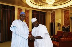 Welcome To Online News 411: Kogi State Governor Yahaya Bello Visit President B...