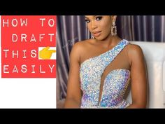 How to draft a monostrap bustier with a sheer cut-out. Short African Dresses, Latest African Fashion Dresses, African Print Dresses, Corset Sewing Pattern, Dress Sewing Patterns, Corset Tutorial, Nigerian Men Fashion, Underwear Pattern, Fashion Sewing