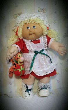 Image Result For Peggy Pumpkin Doll Vintage Cabbage Patch Dolls Cabbage Patch Dolls Cabbage Patch Babies